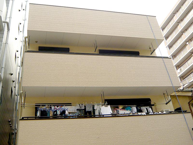 外壁塗装・屋上防水工事 After