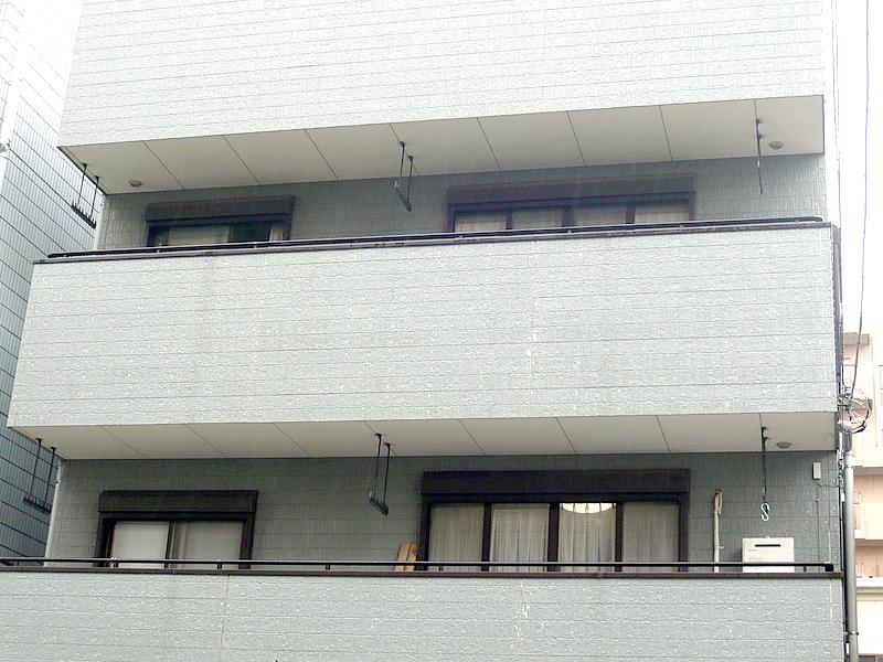 外壁塗装・屋上防水工事 Before