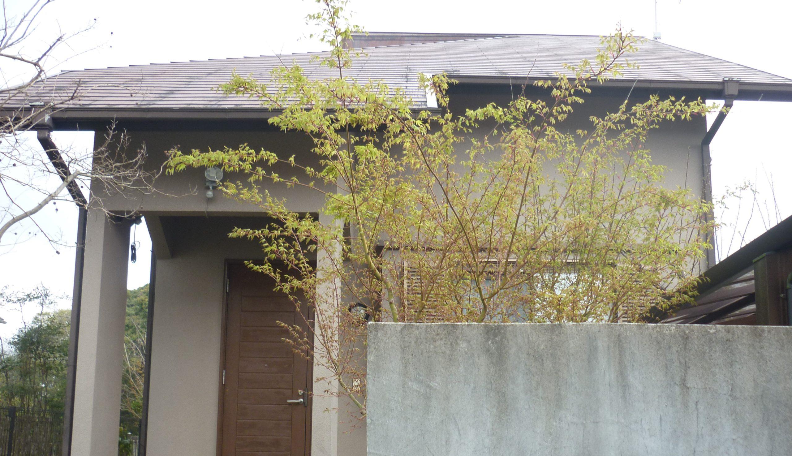 外壁塗装・屋根塗装 Before