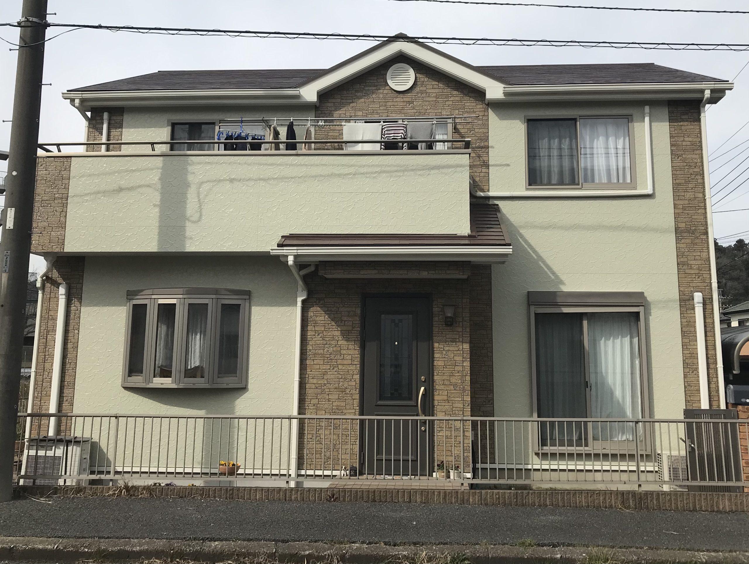 外壁塗装・屋根塗装 After