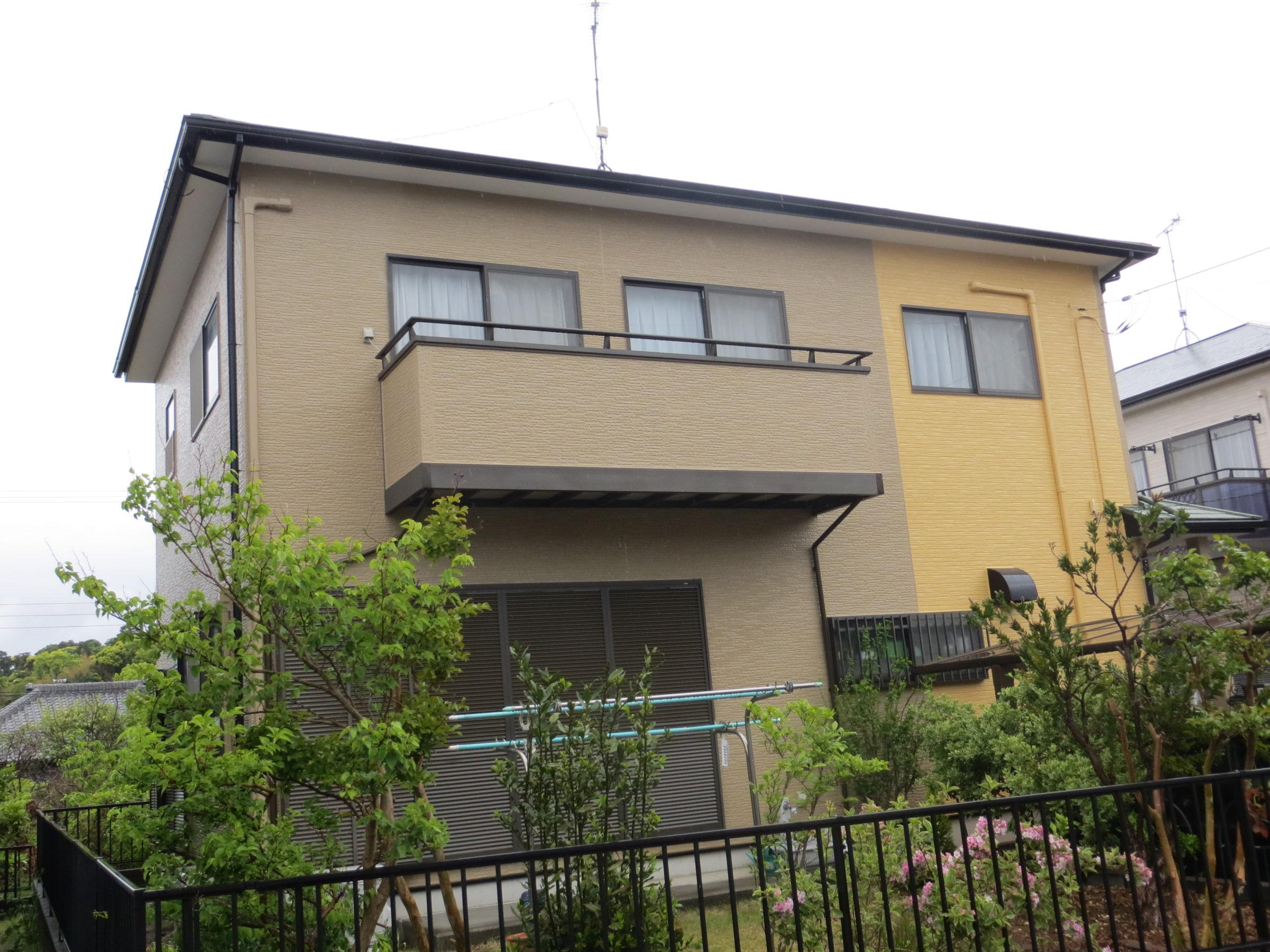 外壁・屋根塗装 After