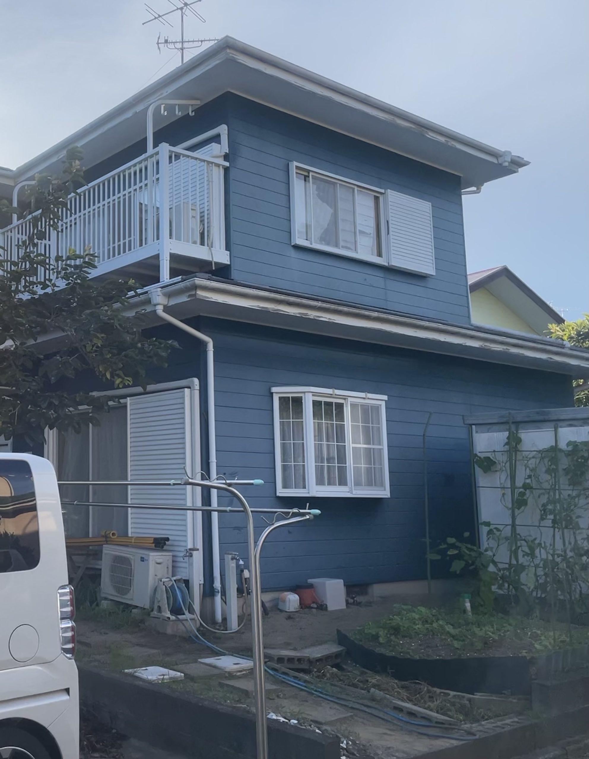 外壁・屋根塗装 Before